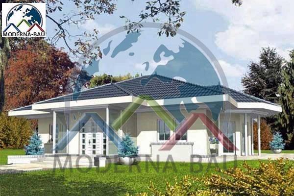 Moderna-Bau maison écologique KB 40