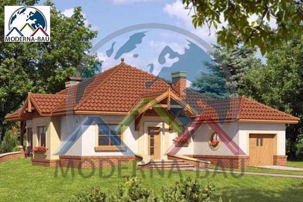 Moderna-Bau maison écologique KB 41
