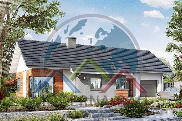 Moderna-Bau maison écologique KB 42