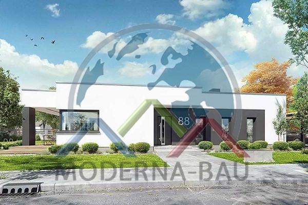 Moderna-Bau maison écologique KB 43