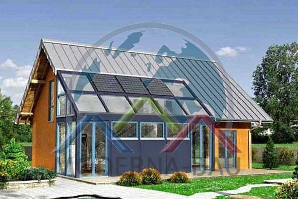 Moderna-Bau maison écologique KM 15