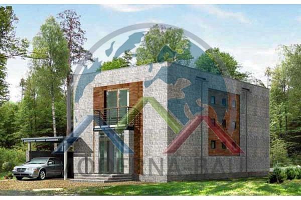 Moderna-Bau maison écologique KM 16