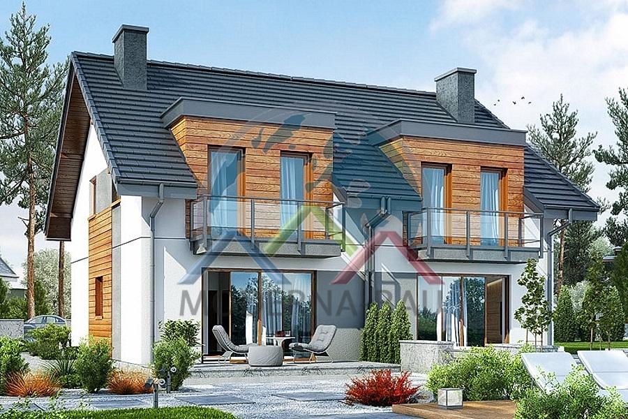 Moderna bau fertighaus kd 45 fertigh user von moderna for Fertighaus bau