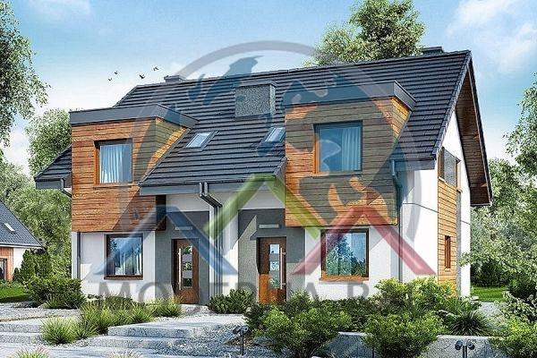wir planen und bauen ihr doppelhaus auch schl sselfertig. Black Bedroom Furniture Sets. Home Design Ideas
