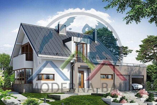 Moderna-Bau maison écologique KH 122