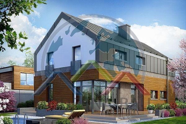 Moderna-Bau maison écologique KM 64