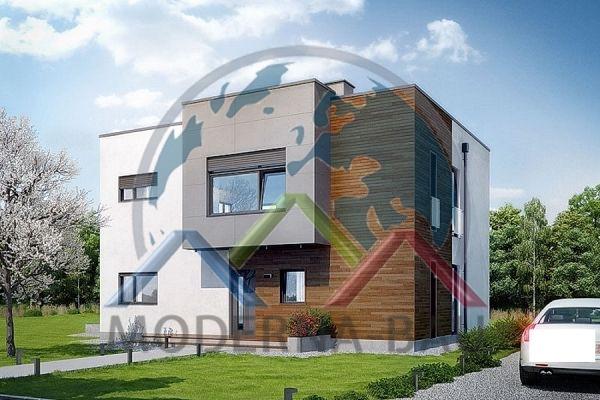 Moderna-Bau maison écologique KM 65