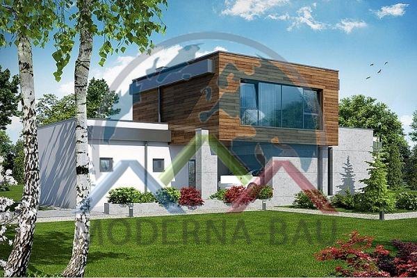 Moderna-Bau maison écologique KM 66