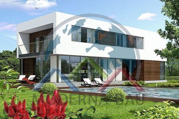 Moderna-Bau maison écologique KM 67