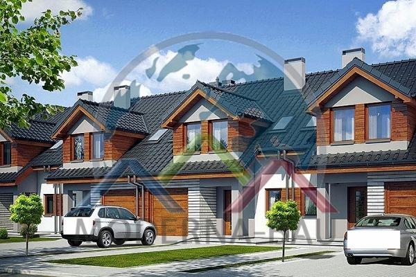 Moderna-Bau Reihenhaus KR 14