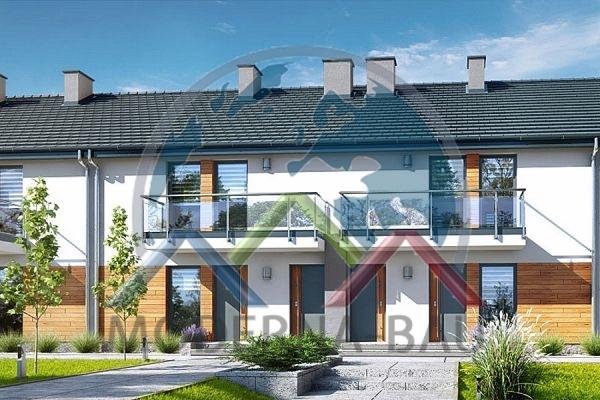Moderna-Bau Reihenhaus KR 17