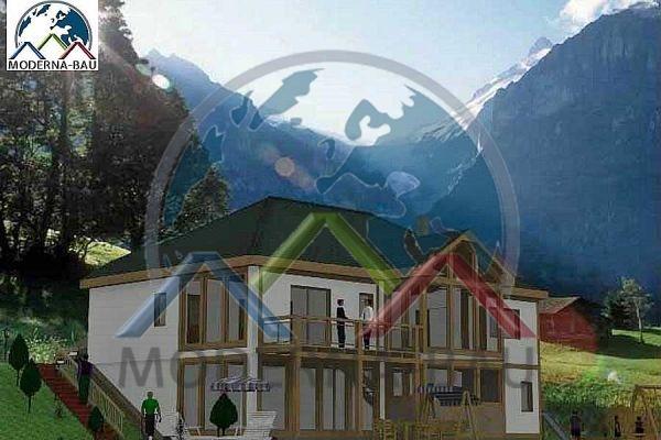 Moderna-Bau Aktionshaus A 2
