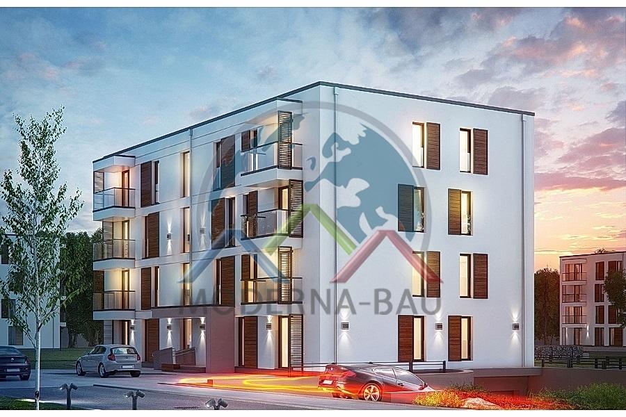 moderna bau mehrfamilienhaus kat 6 fertigh user von. Black Bedroom Furniture Sets. Home Design Ideas