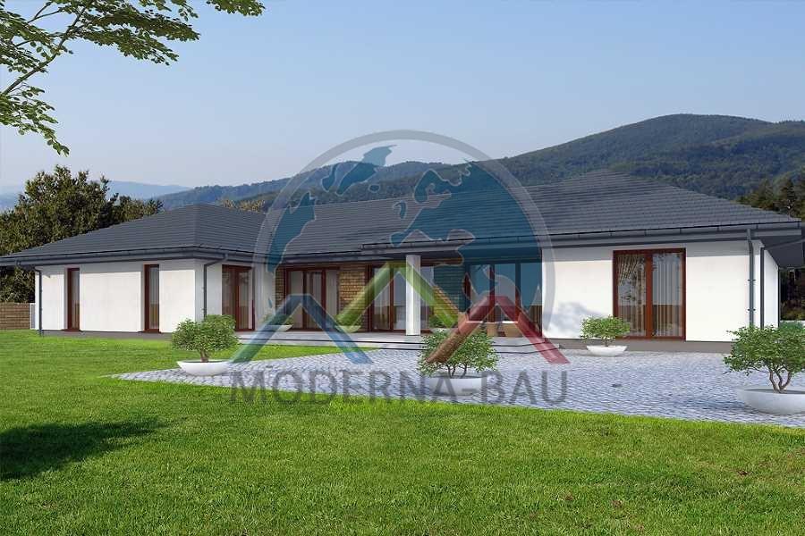 Moderna bau fertighaus kb 52 fertigh user von moderna for Fertighaus bau