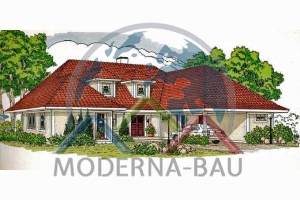 Moderna-Bau maison écologique Arhult