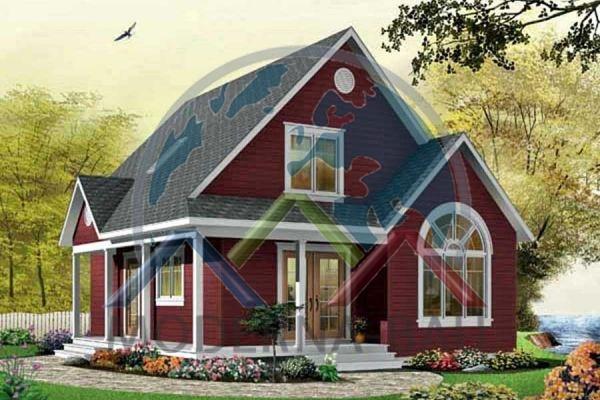 Moderna-Bau maison écologique KA 27