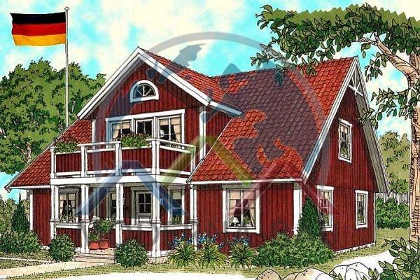 Moderna-Bau maison écologique Karby