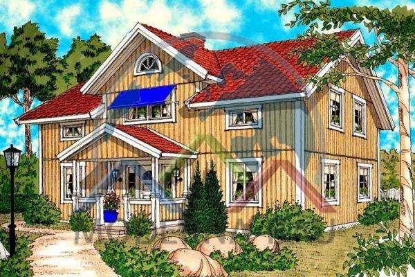 Moderna-Bau maison écologique Sorby