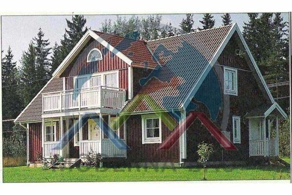 Moderna-Bau maison écologique Trälleborg