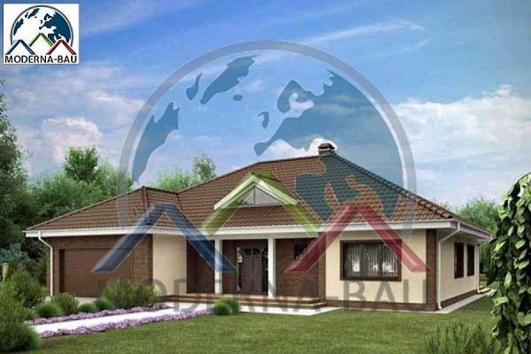 Moderna-Bau maison écologique KB 34