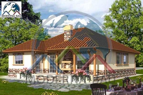 Moderna-Bau maison écologique KB 31